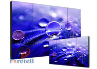 55 Touch Screen Monitor Touch Screen Video Wall 1080P High Brightness 500cd / M2