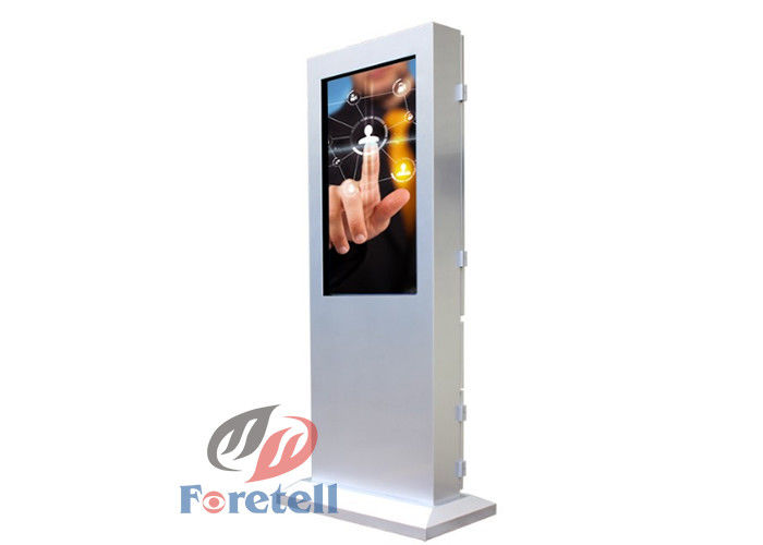Outdoor Lcd Signs Gallery Digital Signage , Network Digital Retail Signage