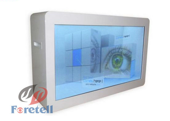 32 Inch Transparent LCD Display Showcase For Exhibition High Definition