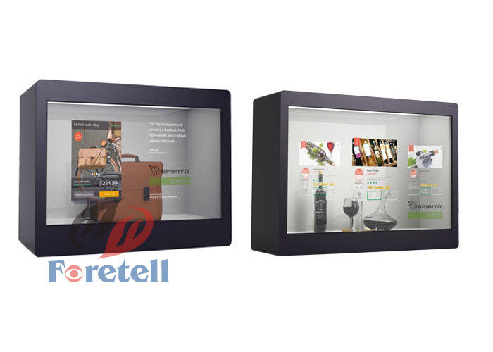 Android Transparent Lcd Screen Liquid Crystal Display For Product Exhibition